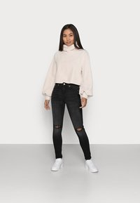 Dr.Denim Petite - LEXY - Jeans Skinny Fit - black - 1