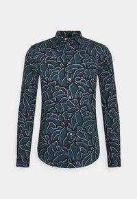 PS Paul Smith - Shirt - black/blue - 0