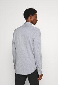 Tommy Hilfiger Tailored - TECH FLEX SLIM - Shirt - grey - 2