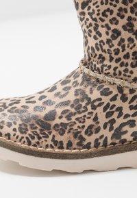 Pinocchio - Winter boots - beige - 2