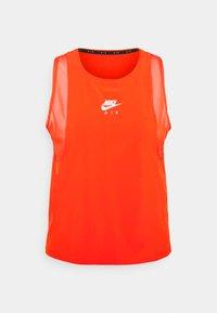 team orange/silver