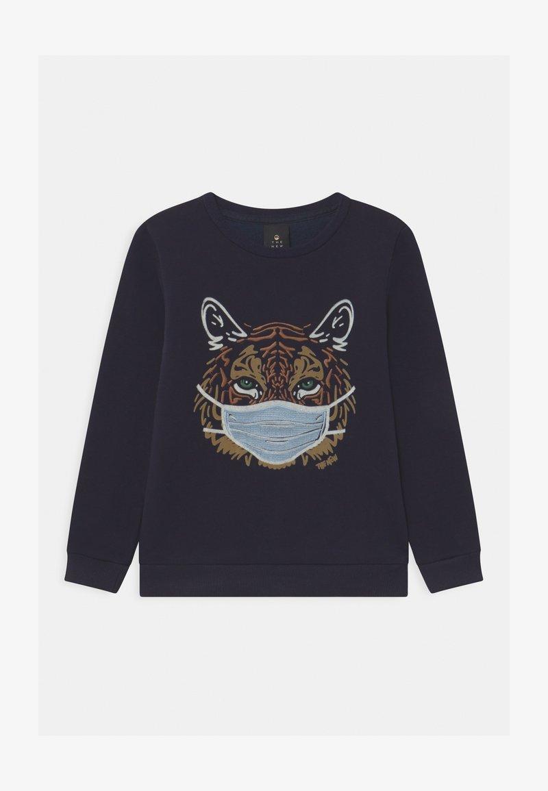 The New - Sweatshirt - navy blazer