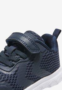 Hummel - Touch-strap shoes - blue - 5