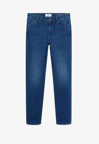 Violeta by Mango - VALENTIN - Slim fit jeans - mittelblau - 4