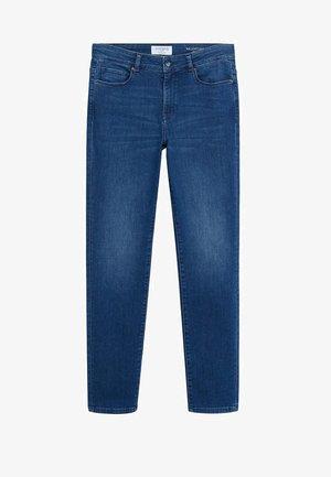 VALENTIN - Slim fit jeans - mittelblau