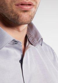 Eterna - MODERN FIT - Businesshemd - grey - 2