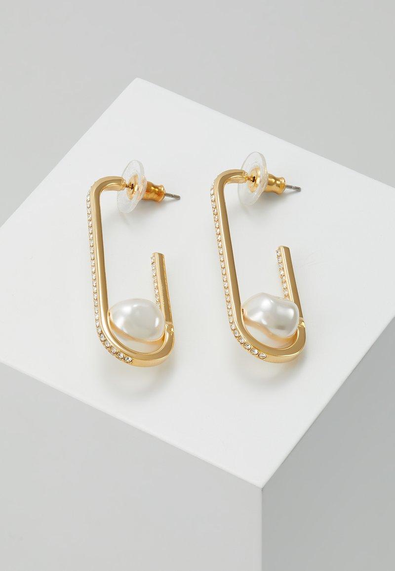 Swarovski - SO COOL - Earrings - silver-coloured