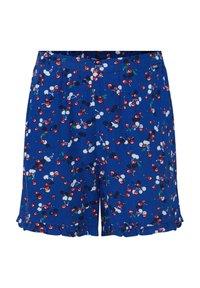 WE Fashion - Shorts - blue - 0
