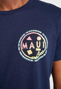 TOM TAILOR DENIM - T-shirt print - agate stone blue - 3
