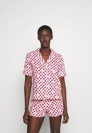 SPRING EDIT - Pyjama set - pink