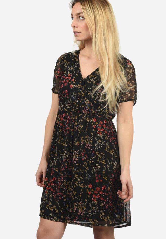 CHARLOTTE - Day dress - black