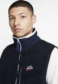 Nike Sportswear - VEST WINTER - Väst - dark blue/royal blue - 4