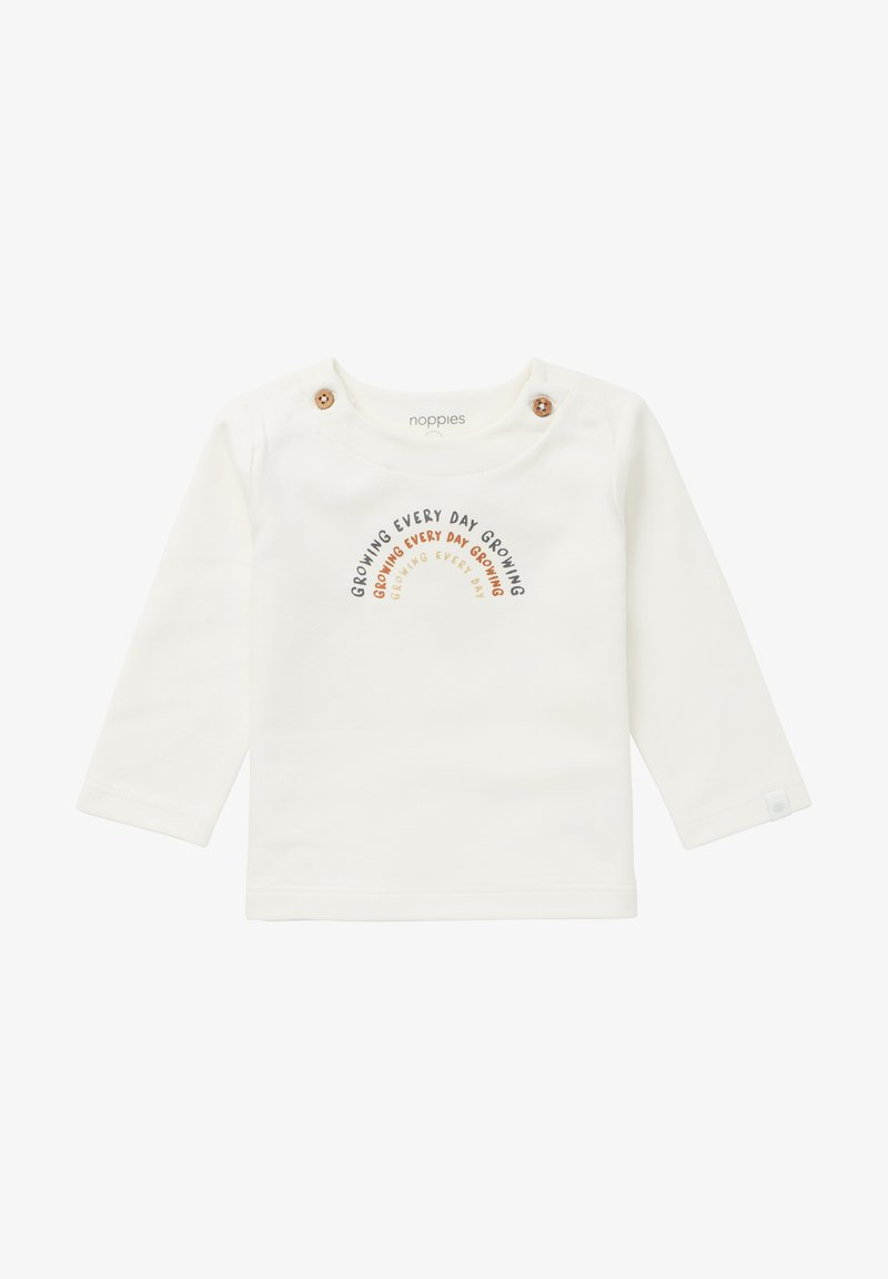 Noppies - Long sleeved top - snow white