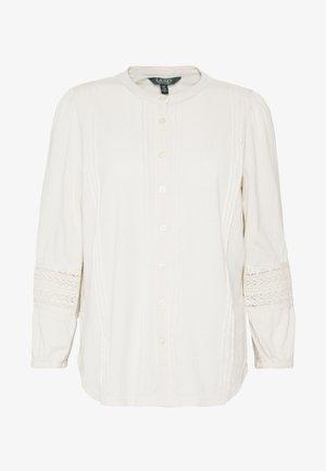 SUBLIME - Long sleeved top - mascarpone cream