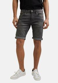 edc by Esprit - Short en jean - grey medium washed - 6