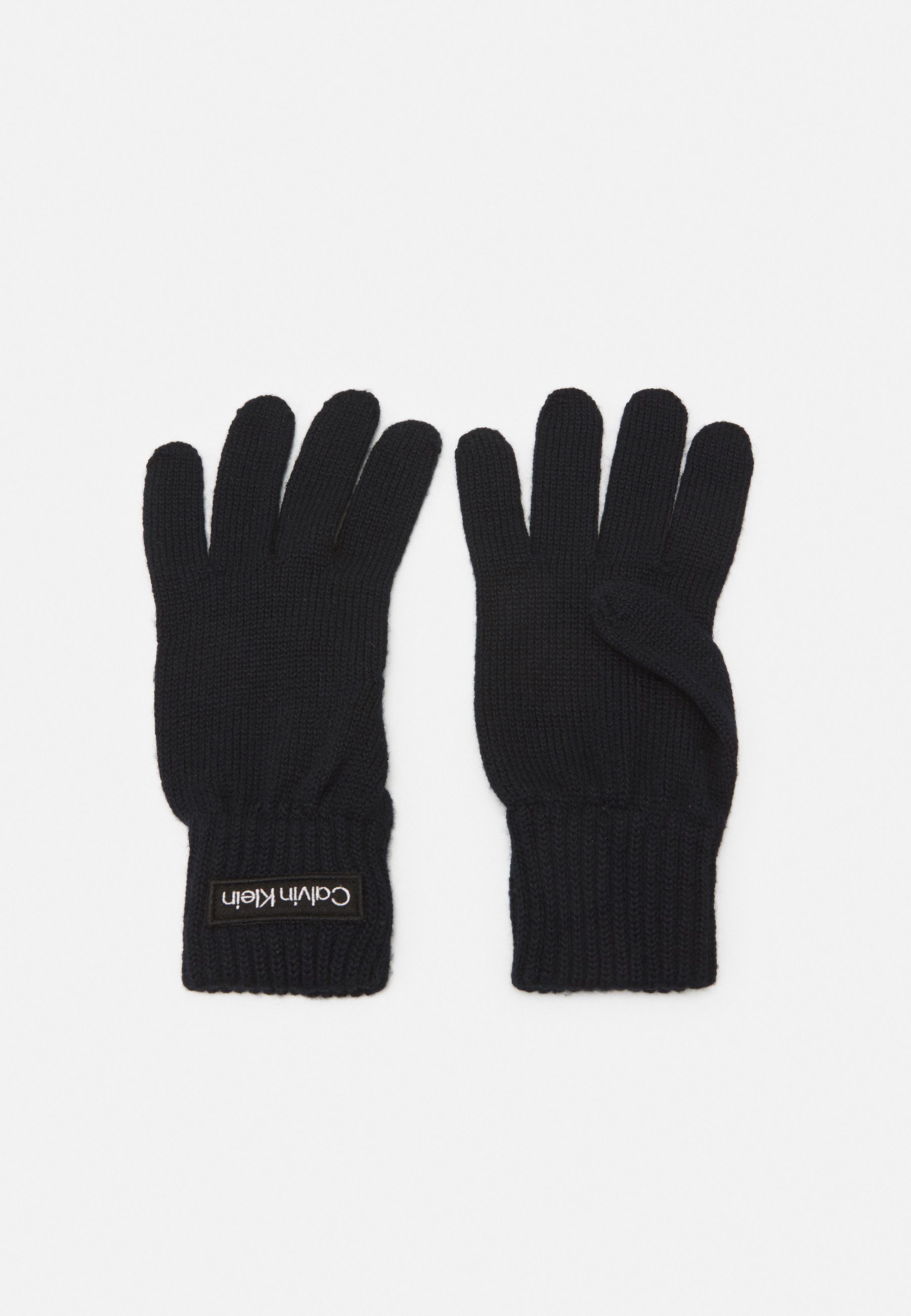 Men FELT PATCH GLOVES - Gloves