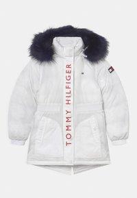 Tommy Hilfiger - FEMININE TECH - Winter coat - white - 0