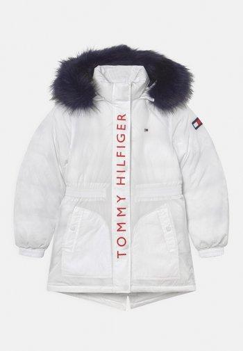 FEMININE TECH - Winter coat - white