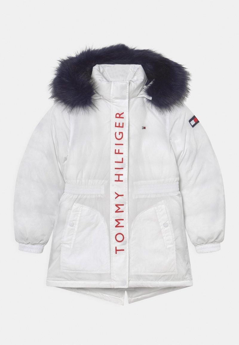 Tommy Hilfiger - FEMININE TECH - Winter coat - white
