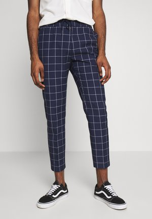 WINDOW - Pantaloni - navy