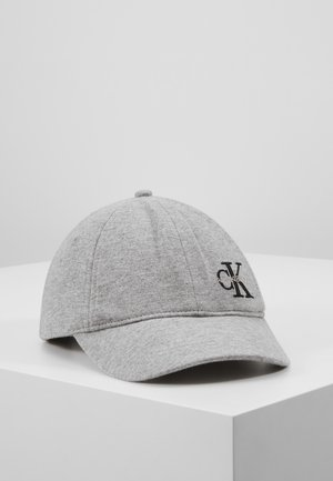 MONOGRAM BASEBALL - Cap - grey