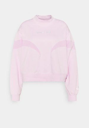 AIR MOCK - Sweatshirt - pink foam
