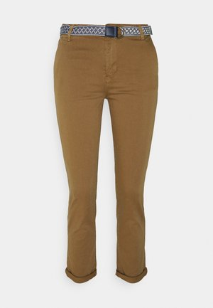CASUAL - Trousers - light brown