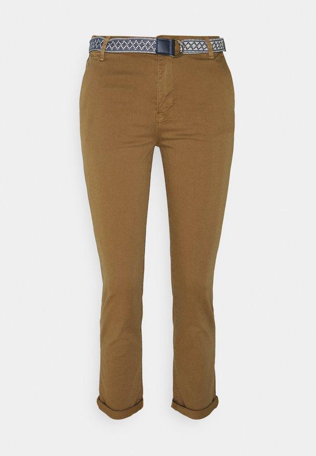 CASUAL - Pantalon classique - light brown