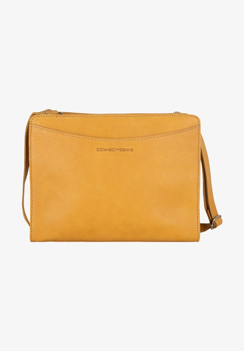 Cowboysbag - Across body bag - geel