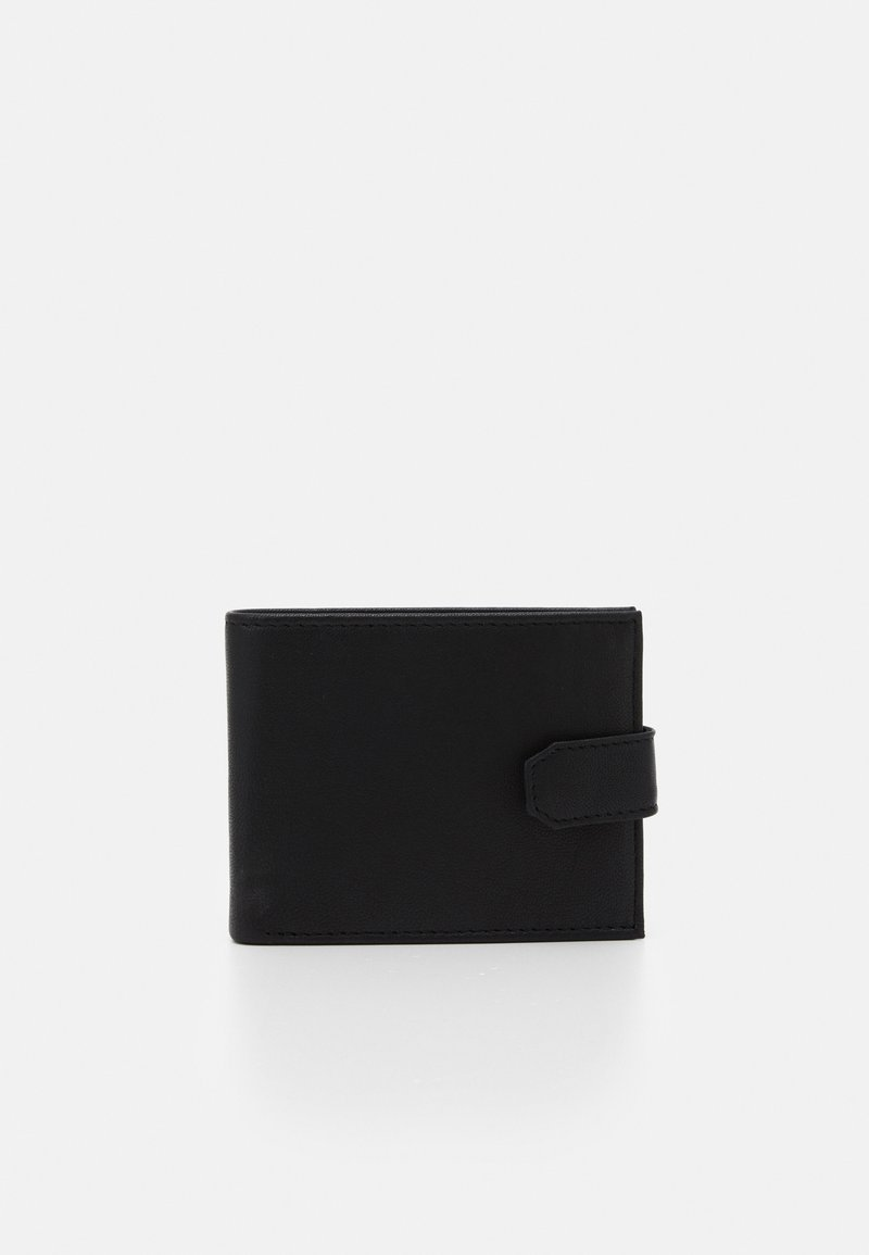Pier One - LEATHER - Wallet - black