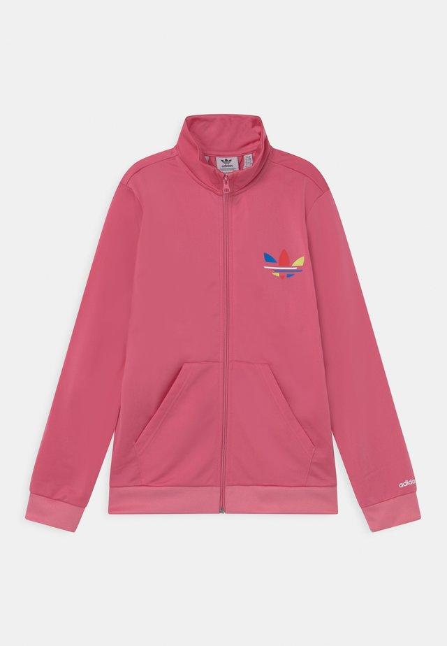 TRACK UNISEX - Training jacket - rose tone