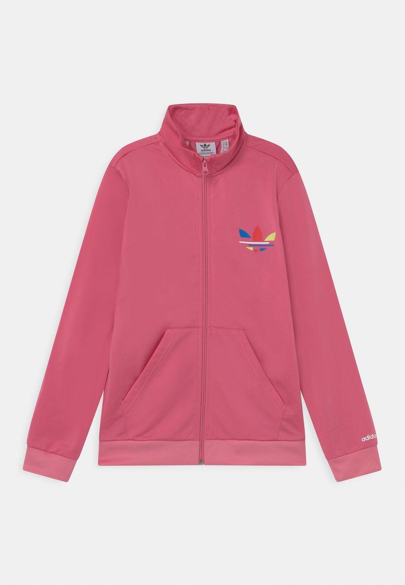 adidas Originals - TRACK UNISEX - Training jacket - rose tone