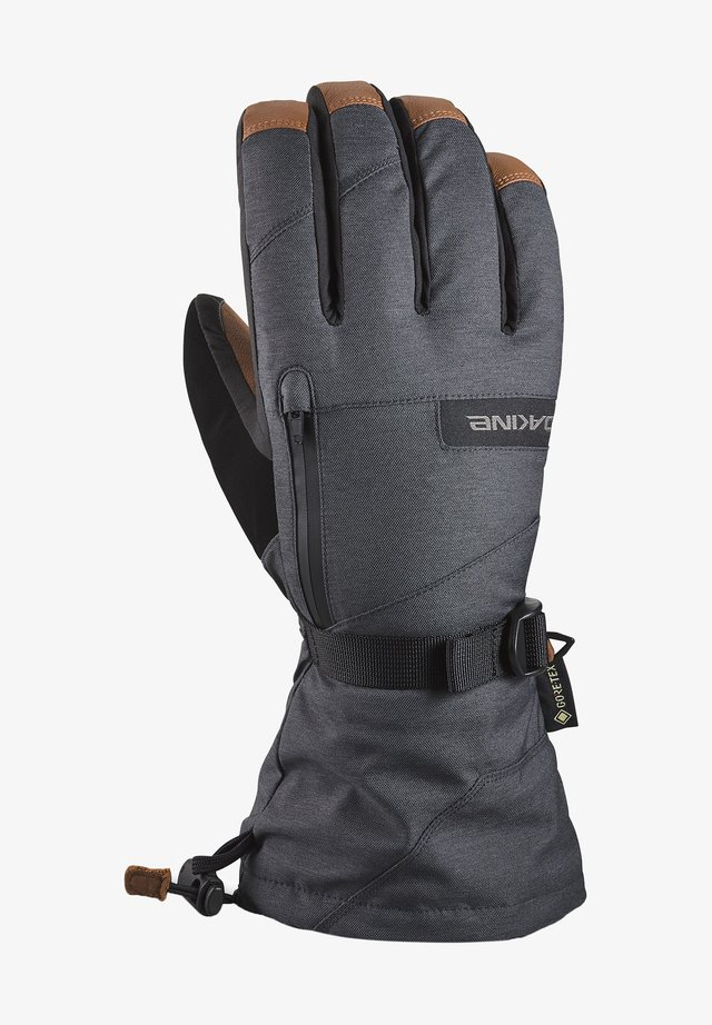 LTHR TITAN GORE-TEX - Gloves - carbon