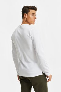 WE Fashion - Long sleeved top - white - 2