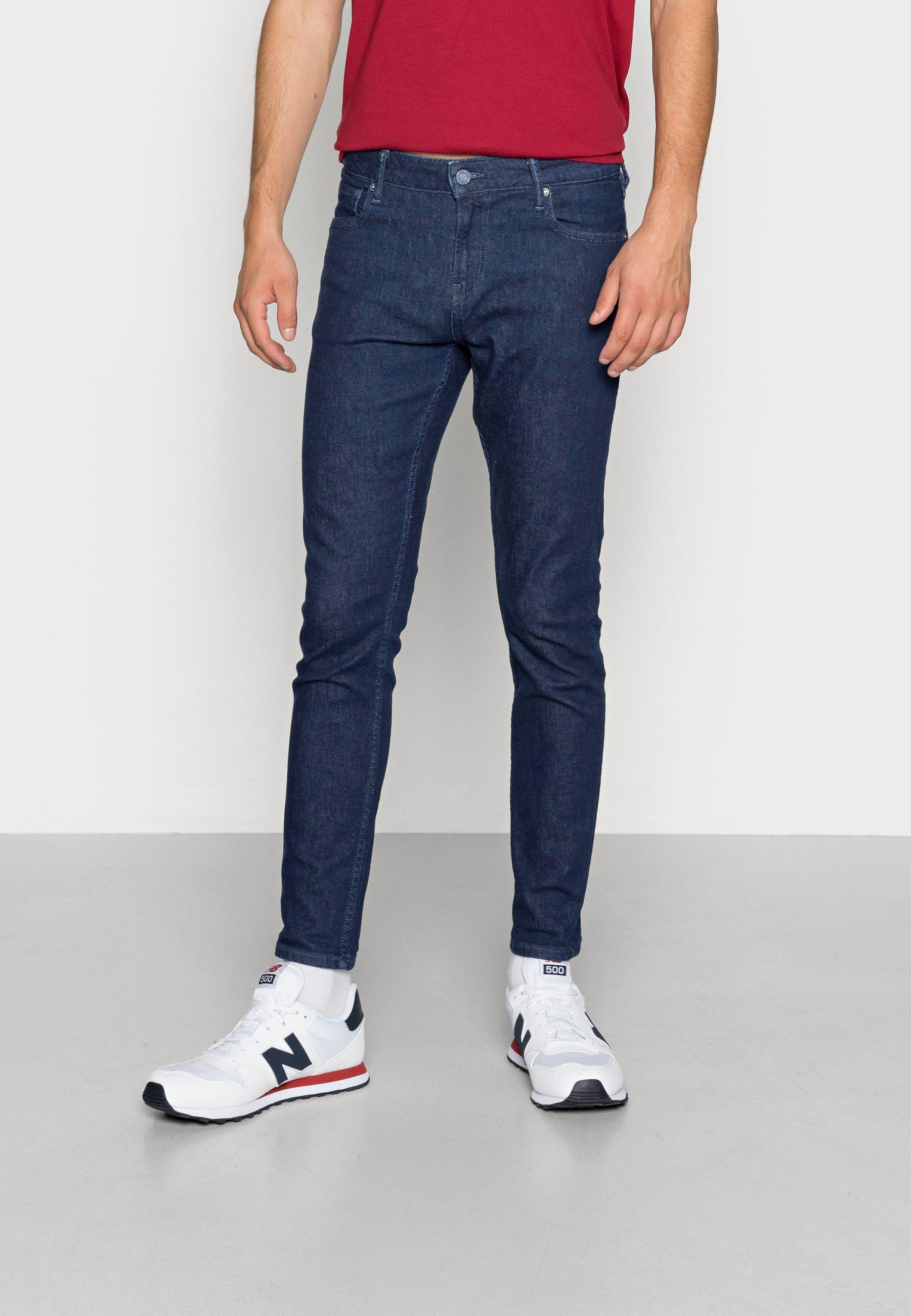 Uomo SKIM CROPPED - Jeans slim fit