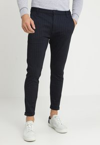 Gabba - PISA - Trousers - navy - 0