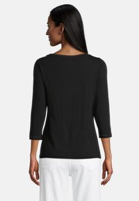 Betty Barclay - Long sleeved top - black/darkred - 2