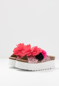 Colors of California - Heeled mules - pink - 4