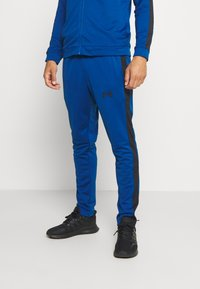 Under Armour - EMEA TRACK SUIT - Survêtement - graphite blue - 3