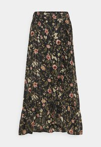 Freequent - BJORK - Maxi skirt - black - 0