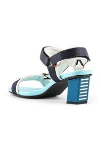 United Nude - AURA - High heeled sandals - blue beat - 2