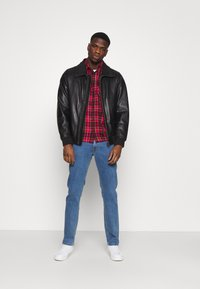 Lee - DAREN ZIP FLY - Jeans straight leg - light stone - 1