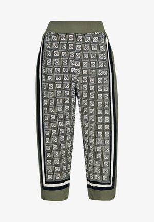 PETRINA - Trousers - olive