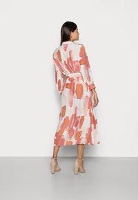 Rich & Royal - SHIRT DRESS PRINTED - Shirt dress - vintage rose - 2