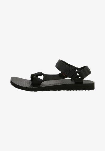 ORIGINAL UNIVERSAL URBAN - Walking sandals - black