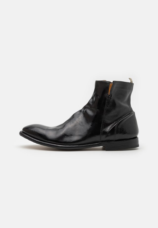 Stiefelette - todi washed black