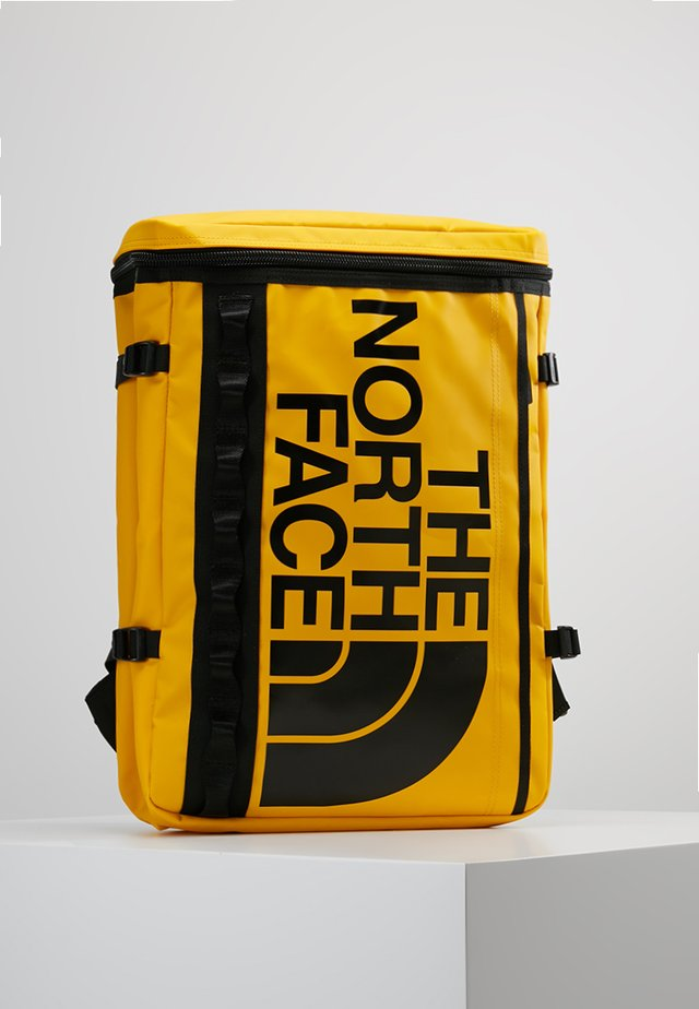 BASE CAMP FUSEBOX - Mochila - yellow