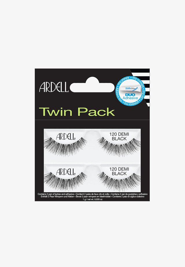 TWIN PACK LASH - False eyelashes - #120