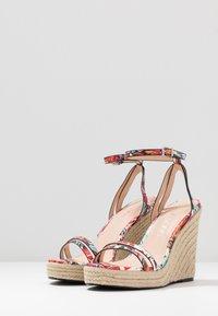 Even&Odd - Korolliset sandaalit - multicolor - 4