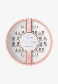 SWEED Lashes - NIKKI CLUSTER - False eyelashes - - - 0